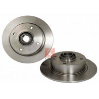 Normal Size Volkswagen Brake Discs 113407075 311405583A 1024055831 For Beetle Car