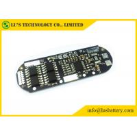 Wholesale FR4 Base Li - Ion Lithium Battery 3S 6A 11.1V 18650 BMS PCB Protection Board from china suppliers