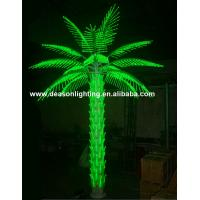 Wholesale lighted palm trees from china suppliers