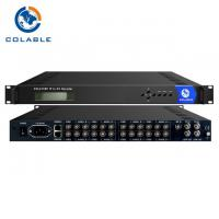 Wholesale IP to AV Integrated Receiver Decoder IP to AV 8 Channels AV MPEG 2 MPEG4 Decoder from china suppliers