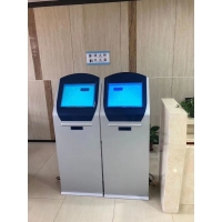 Wholesale Unlimited Bank Branch 22 Inch LCD Electronic Queue Management System from china suppliers
