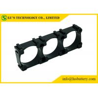Wholesale Black Color 21700 Battery Holder 1*3 Spacer ABS PC Material 3P For 21700 Cell from china suppliers