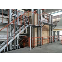 Wholesale Refractory Materials JEFFER 50 Tpd End Fired Furnace from china suppliers