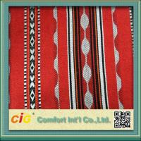 Middle - East Style 300GSM Upholstery Sadu Fabric For Sofa / Mattress / Cushion