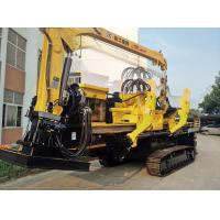 High Efficient Trenchless rig for120 ton HDD Horizontal Directional Drilling Machine