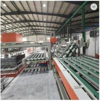 Wholesale Automatic Mgo Board Machine For Interior And Exterior Decoration Dry Wall Board from china suppliers