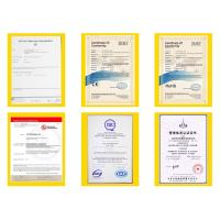 Lu's Technology Co., Limited Certifications