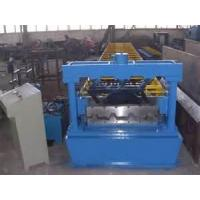 Wholesale High speed custom low noise Colored Steel roller shutter forming machine / roll forming machinery from china suppliers