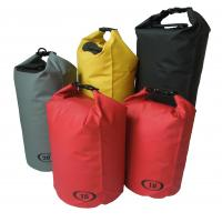 Wholesale 10L light weight Red Waterproof pounch dry Bags for boating / Adventure from china suppliers