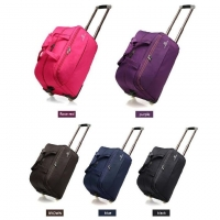 Wholesale Mens Womens General Nylon Duffel Bag Trolley With Wheels from china suppliers