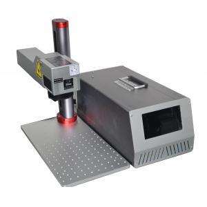 Buy cheap Desktop Portable Laser Marking Machine , Jewelry Laser Engraving Machine from wholesalers
