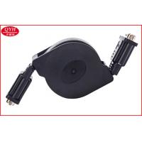 Wholesale High speed VGA 15Pin to 15Pin Retractable Ethernet Cable 100cm For Computer from china suppliers
