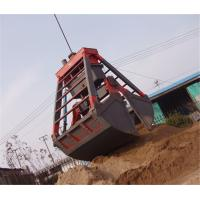 Wholesale Manual Pulling Single Rope Grab for Ship Deck Crane Loading Dry Bulk Cargo from china suppliers