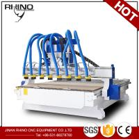Wholesale 8 Heads Woodworking CNC Router Machine 380V 3 Phase Type CE Approval from china suppliers