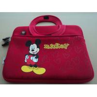 Wholesale Mickey Mouse designs case sleeve bag cover+handle for 7Apple Ipad Mini tablet from china suppliers