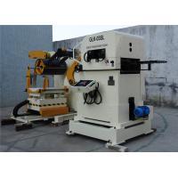 China Metal Straightening Machine , CE Decoiling Feeding Coil Handling Equipment wholesale