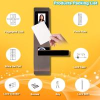 Wholesale Anti Scratch RFID Card Door Lock Advanced Identity Technology Long Life Time from china suppliers