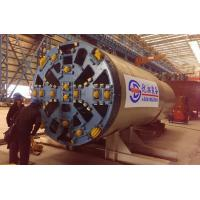 Wholesale Slurry Balance Pipe Jacking Machine For Gravel / Composite Pipe Jacking Process from china suppliers