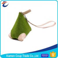 Wholesale Cute Girls Fabric Shopping Bags Wool Felt Mini Material Custom Wallet from china suppliers