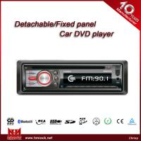 Wholesale Car DVD player with USB/SD card slot & AUX input,single din,DVD/AVI/VCD/MP3/WMA/CD player(Model:V-6580D) from china suppliers