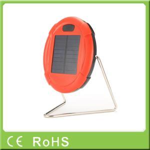 2v lifepo4 battery mini powered table solar energy led reading lamp