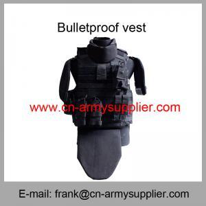 Wholesale Cheap China NIJ IIIA Aramid Full Protection Police Bulletproof Vest