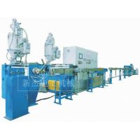 Wholesale PE,PVC,HDPE ,power wire ,power cable extrusion line from china suppliers