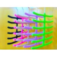 Wholesale Flocked Tie Hangers (LD-T004) from china suppliers