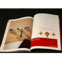 Wholesale Luxury A4 Soft cover Colour Brochure Printing in glossy / matte oil vanishing from china suppliers