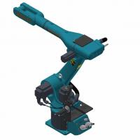 Wholesale 1.5 M/S--1.2 M/S Tip Speed 6 Axis Industrial Robot Customized Color from china suppliers