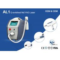 Wholesale Dual Wavelength Q-Switched Nd Yag Laser Machine For Tattoo Removal CE Approved from china suppliers