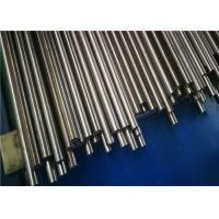 Straight Seam Cold Drawn Hollow Steel Tube With 100% Ultrasonic Detection