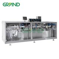 Wholesale Plastic Bottle Olive Oil Filling Machine Forming Filling And Sealing Machine from china suppliers