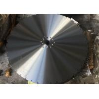 Wholesale High frequency welding 75Cr1 stone cut diamond saw blank and steel core from china suppliers