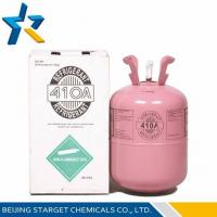 Wholesale R410A Environmental Protection Mixed Air Conditioning Refrigerants Gas 99.8% Purity from china suppliers