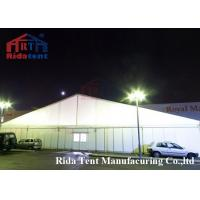 Buy cheap White Marquee Waterproof Event Tent For Outdoor Festival Meeting Events from wholesalers