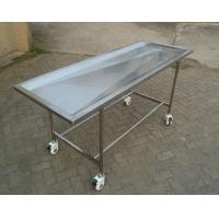 Adjustable Mortuary Equipment Embalming Operating Autopsy
