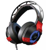 Aula 653 Wired Gaming Headset Excellent Performance 7 Color Light