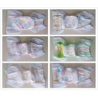 99% Available Stock Lot B Grade Baby Diapers Breathable Soft