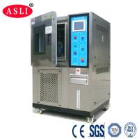 Buy cheap Hot And Cold Thermal Cycling Chamber / Humidity Testing Equipment from wholesalers