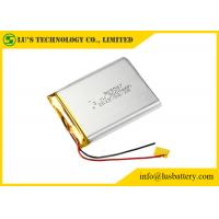 Wholesale LiPo battery lp905567 Rechargeable Lithium Polymer Battery 3000mah 3.7V Customized Terminals from china suppliers