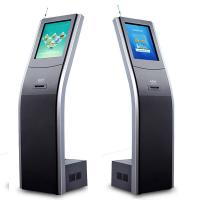 Wholesale Free Standing Internal Wireless QMS Queue Ticket Machine from china suppliers