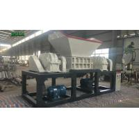 Wholesale Industrial Four Shaft Shredder 8000kg Weight New Condition Wood Shredder from china suppliers