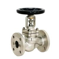 Wholesale DIN3356,EN1092,Bellow Seal Globe Valve 1.4308,1.4408,bolt bonnet,DN50,Flanged end to PN16 from china suppliers