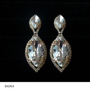 Buy cheap Bridal/Wedding Earring Nickel Free Earring Findings, Hot Selling Fashion Earing from wholesalers