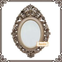 Wholesale Decorative mirror / Hotel wall mirror / Creative and Unique glass mirror A0418Y from china suppliers