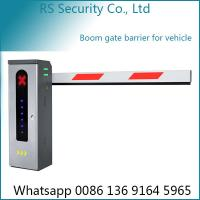 Wholesale Security Entry Boom Barrier Gate, Car Parking Barrier Gate System from china suppliers