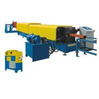 Wholesale High efficiency pipe roll forming machine suitable 0.4-1.0mm colored steel sheet from china suppliers