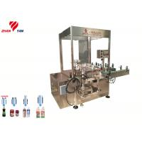 Wholesale High Speed Hot Melt Glue Labeling Machine Industrial Labelling Line 7.5KW from china suppliers