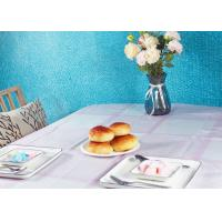 Wholesale Water Resistant Disposable Paper Tablecloth Wipe Clean Table Cloth Party Tablecloth For Outside from china suppliers